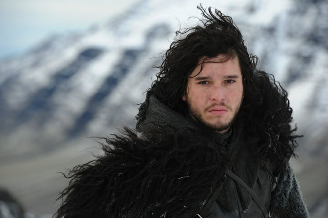 Kit Harrington stars as Jon Snow in HBO's Game of Thrones. (Photo courtesy of HBO)