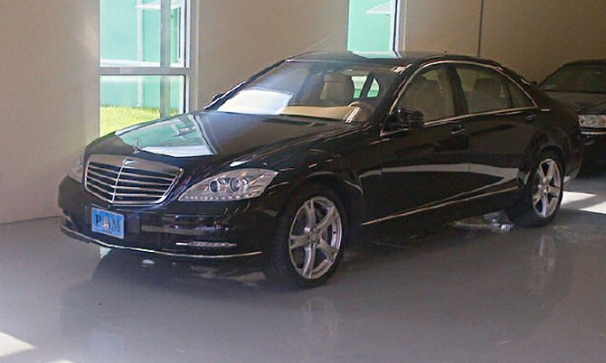 Will pm take the mercedes the tribune for Prime motor cars mercedes benz
