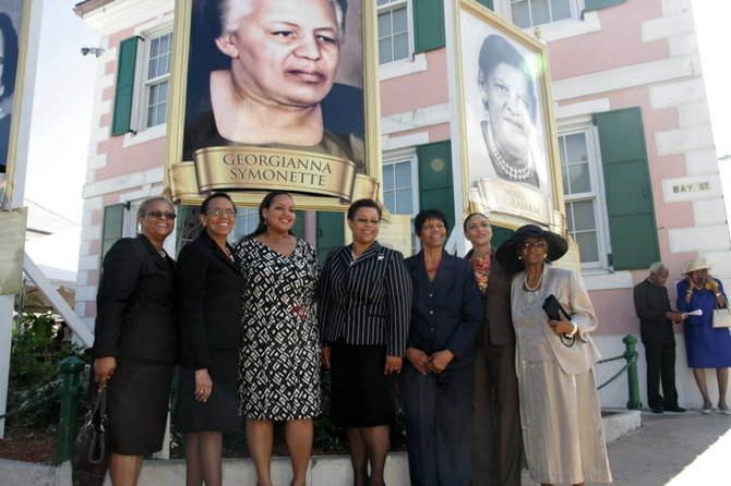 womens suffrage movement in the bahamas Bahamas: 1960 bahrain: 2002 while the women's suffrage movement was important for extending the political rights timeline of women's suffrage timeline of.