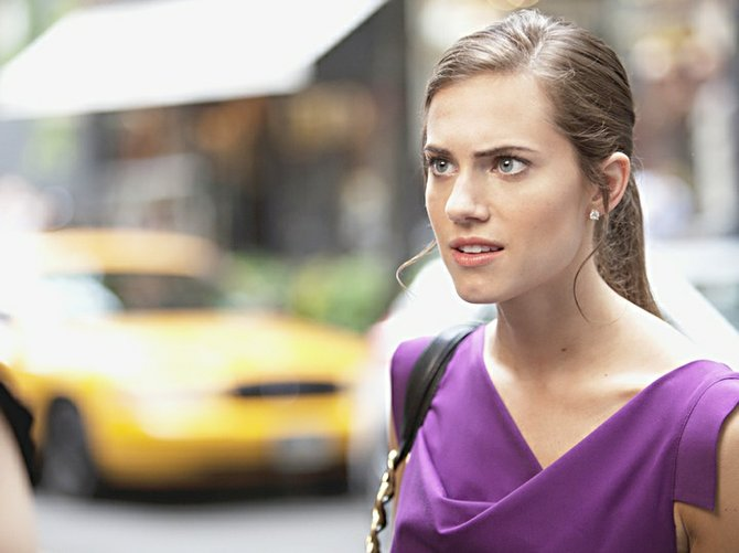 Allison Williams as Marnie Michaels in Girls.