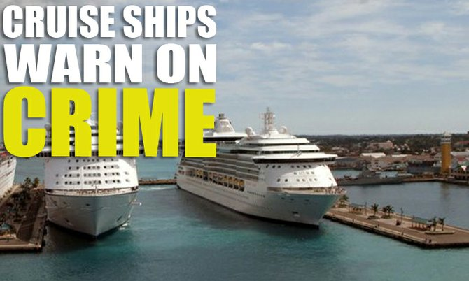 Cruise Passengers Told To Be On Their Guard The Tribune - Cruise ship crimes