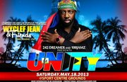 EVENT: Wyclef Jean at Bahamas UNITY Fest MAY 18