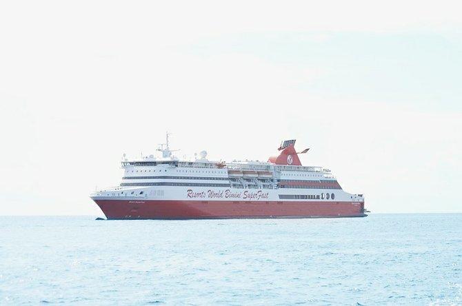 Bimini Superfast Ferry Is Given The Allclear The Tribune - Bimini superfast cruise ship