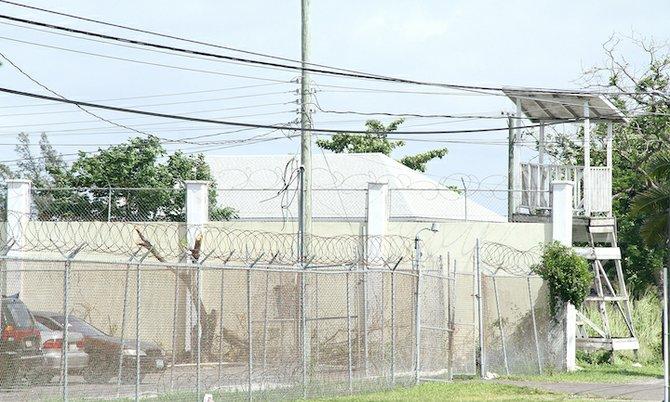 Carmichael Road Detention Centre