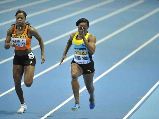 Photo/Bahamas Athletics/Kermit Taylor