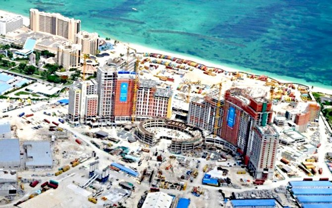 Baha Mar pushes 'full' opening to late Spring | The Tribune