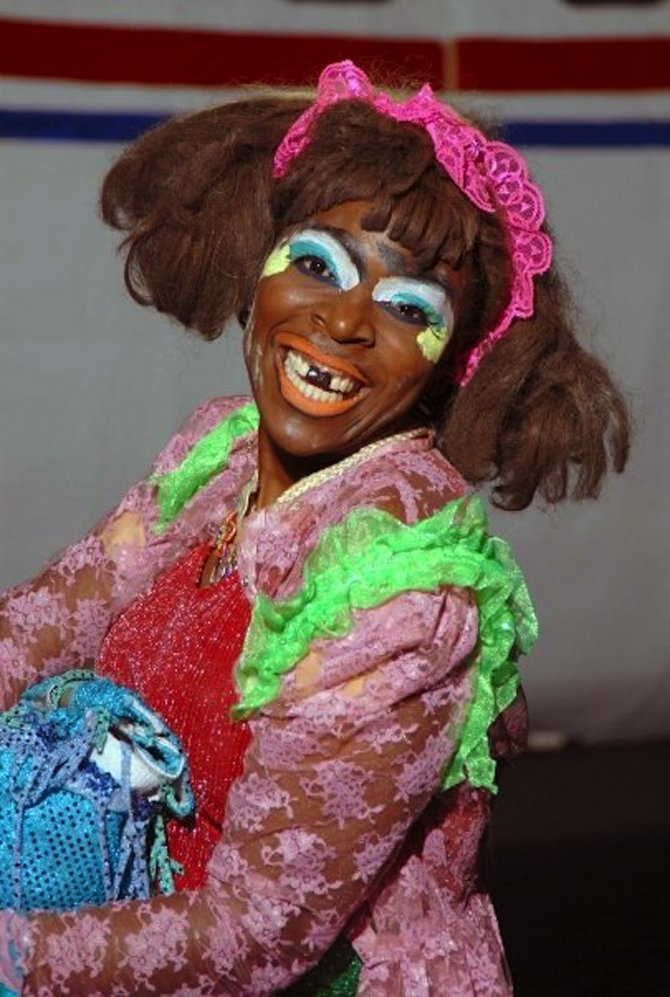 Bahamians have grown to love Dynamite Daisy since her grand entrance in the world of theater.