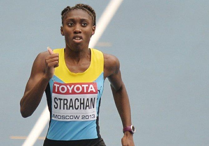 Anthonique Strachan