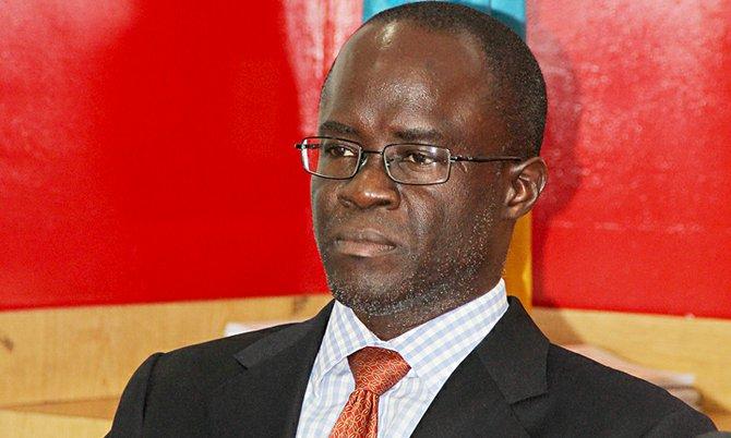 FNM Chairman Darron Cash