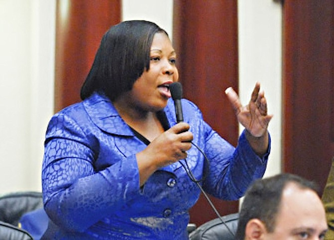Florida politician Daphné Campbell