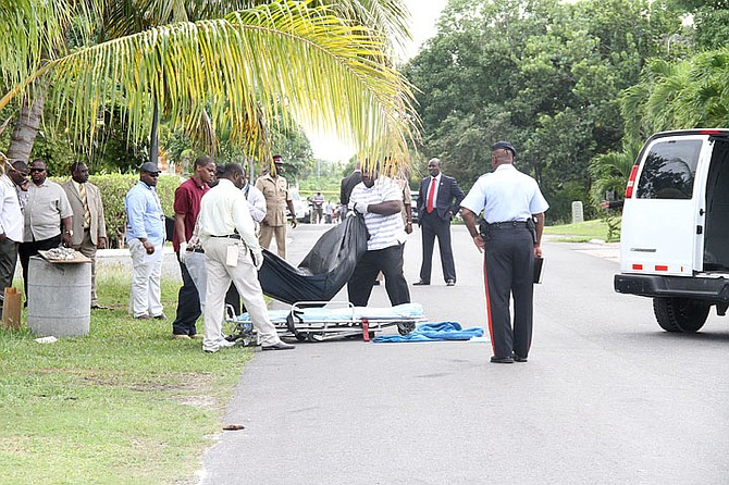 essays on crime in the bahamas