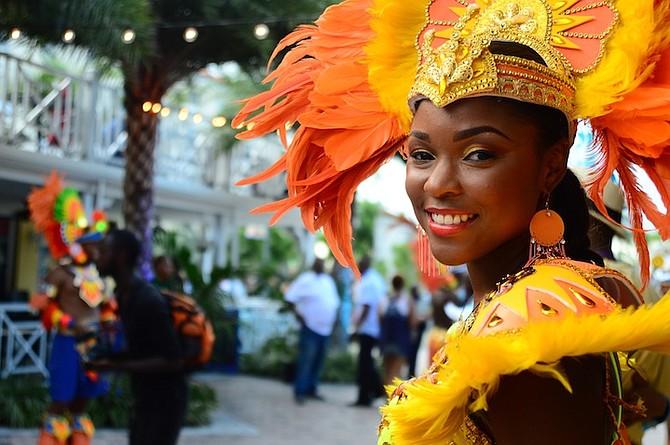 politicole bahamas junkanoo carnival why the tribune