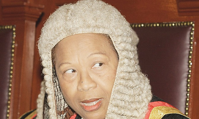 COURT of Appeal President Justice Dame Anita Allen