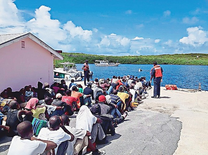 Immigration policies have been under the spotlight recently, and the Grand Bahama Human Rights Association is to address the Organisation of American States after requesting a hearing.