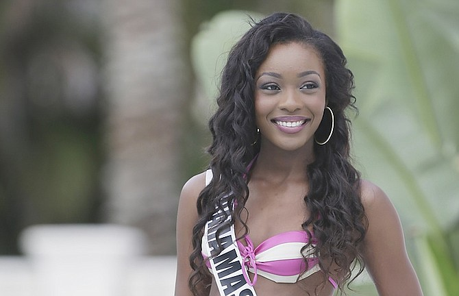 Culmer resigns as Miss Bahamas Universe | The Tribune
