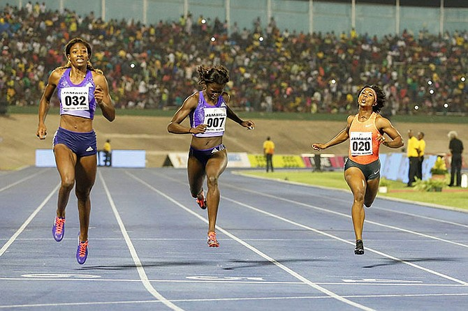 THE FINISH LINE: Elite athletes in prime form ahead of Nationals ...