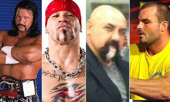 Allen Sarven, Hernandez Rafael Shawn, Nick Cara and Travis Bagent.