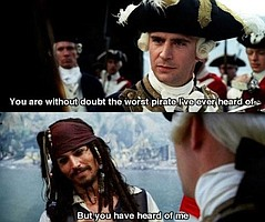 Absolute worst pirate EVER!