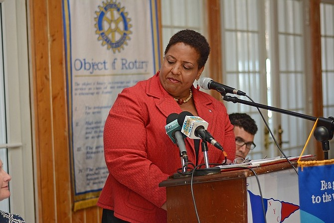 Long Island MP Loretta Butler-Turner