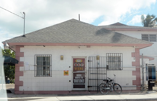 The Bet Vegas store on Baillou Hill Road.
