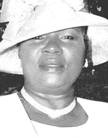 Obituary for YVONNE BANNISTER MACKEY | The Tribune