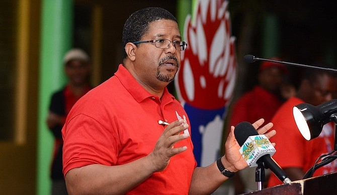FNM Deputy Leader Peter Turnquest.