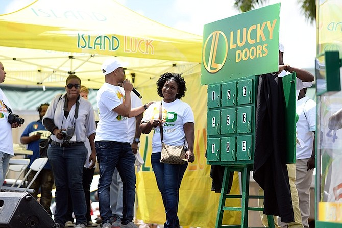 When Healthcare Is All In Luck Of Draw >> Island Luck Is Quick On The Draw With New Three Ball Lottery The