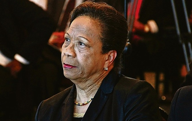 COURT of Appeal President Dame Anita Allen