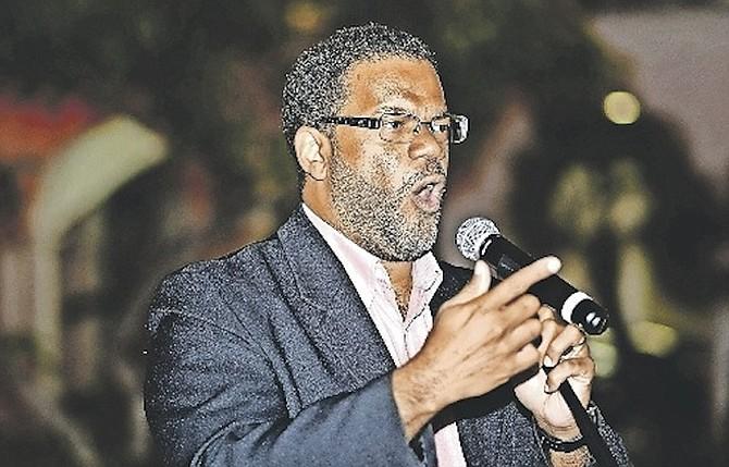 Pastor Lyall Bethel