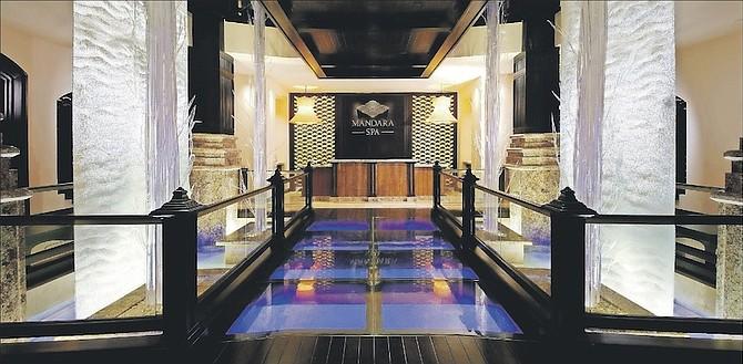 The Mandara Spa is celebrating its 20th anniversary.