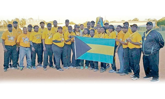 BAHAMAS ROUTS GREAT BRITAIN 22-11 TO RETAIN SOFTBALL TITLE ...
