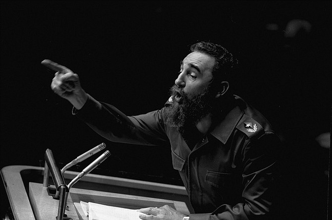 Fidel Castro pictured in 1979. (AP)