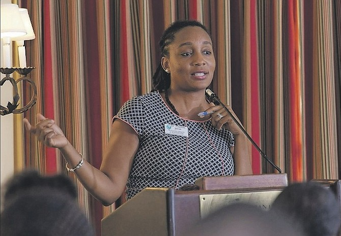 Dr Giavana Jones, Programme Director of Scholarships and College Success with Lyford Cay Foundations, shares important tips on how to go from dreams to success. 