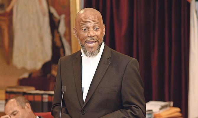 Senator Rodney Moncur.
