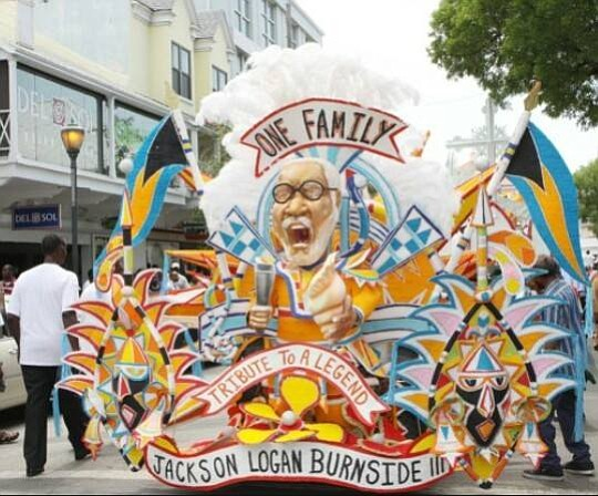 One Family Triumphs In Boxing Day Junkanoo Parade The