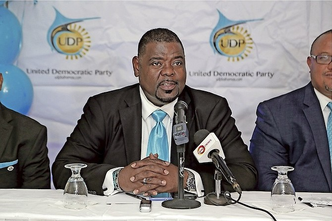 FORMER Bahamas Public Service Union President John Pinder.