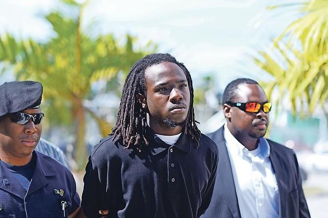 Trevor Cooper outside court.  Photo: Shawn Hanna/Tribunes taff