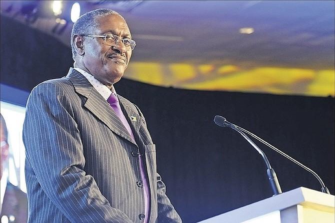 PLP Chairman Bradley Roberts.
