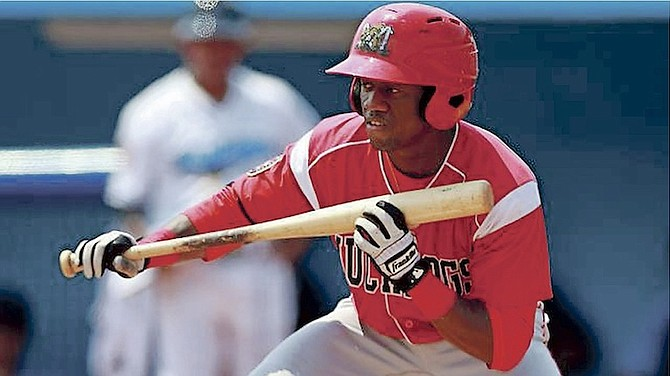 ANFERNEE SEYMOUR has been promoted to Class-A advanced and joined the Florida Fire Frogs of the Florida State League on Tuesday.