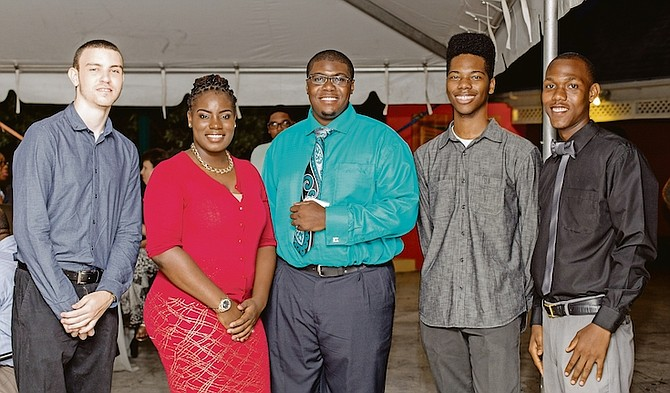 For these Lyford Cay Scholars and many others, college dreams started with summer planning.