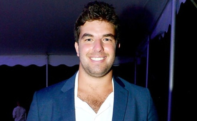 ARRESTED: Fyre Festival promoter Billy McFarland.