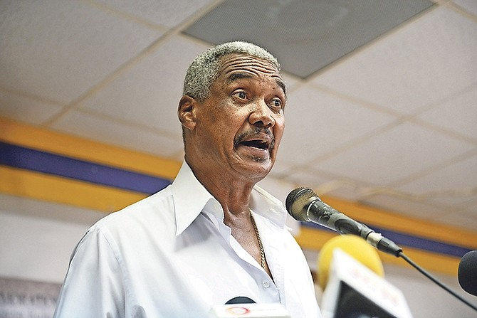 FORMER Executive Chairman of the Bahamas Electricity Corporation Leslie Miller.