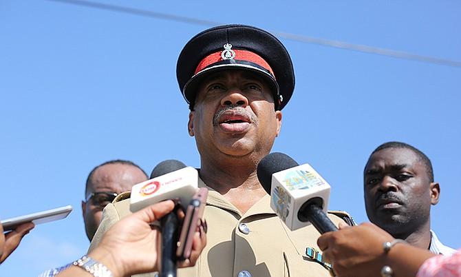 Assistant Commissioner of Police Clayton Fernander.