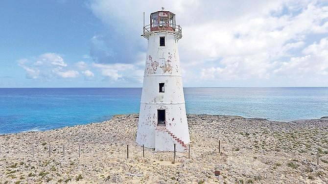 The Nassau Lighthouse. Photo: Terrel W. Carey/Tribune Staff