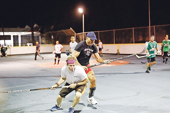 Nassau Street Hockey looking for new players in 17th season