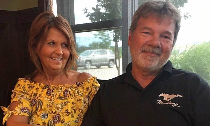 Forrest Sanco and his wife Donna were reportedly last seen on September 26.