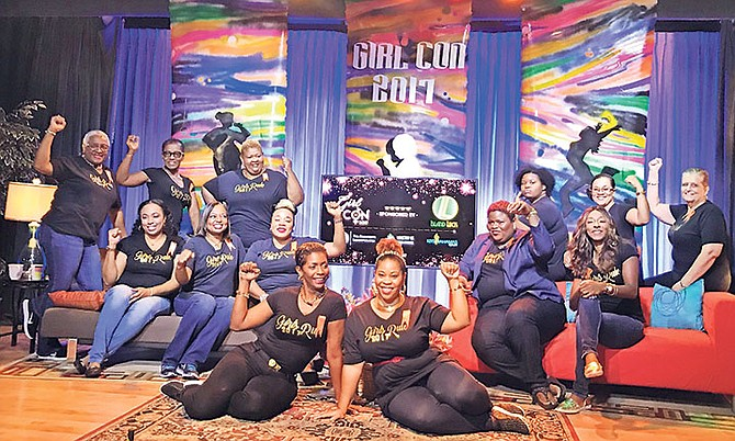 Some of Grand Bahama's most influential women teamed up for the first-ever GirlCon, designed to inspire and empower young women across the island. 