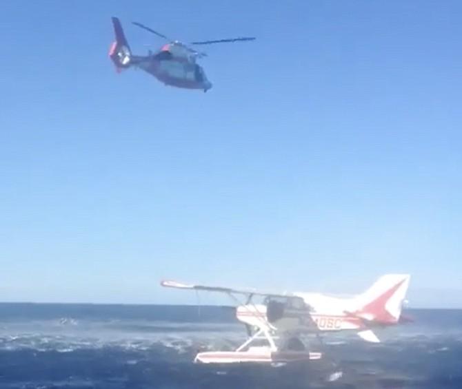 The U S Navy Blue Angels Fat Albert C 130 Hercules Lands After A
