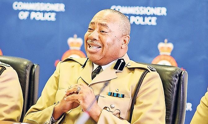 Clayton Fernander, Assistant Commissioner of Police.