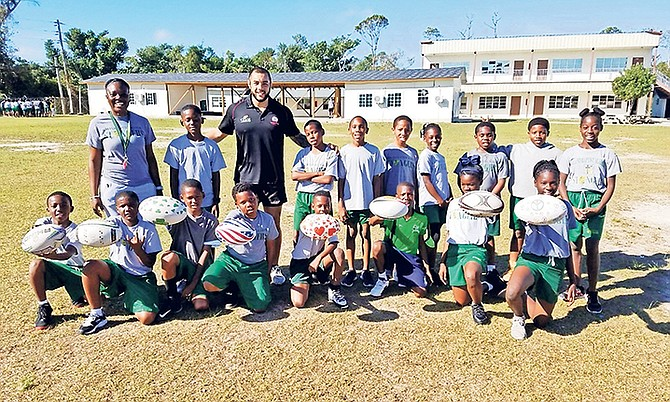 Freeport Rugby Football Club is working to expand its programme.